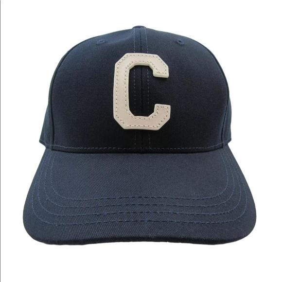 d5acbb32642f3 Coach NY Baseball Varsity Hat Cap OS NEW Authentic